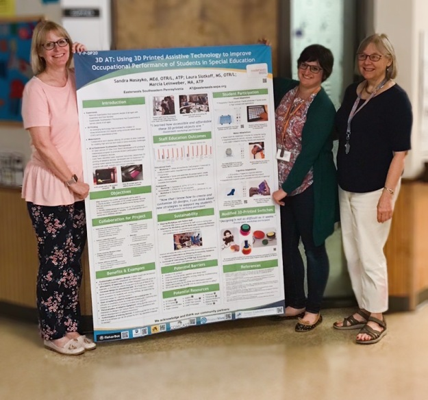 AACPDM poster w AT Team